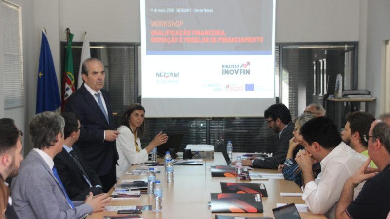 NERSANT promove literacia e qualificação financeira das empresas