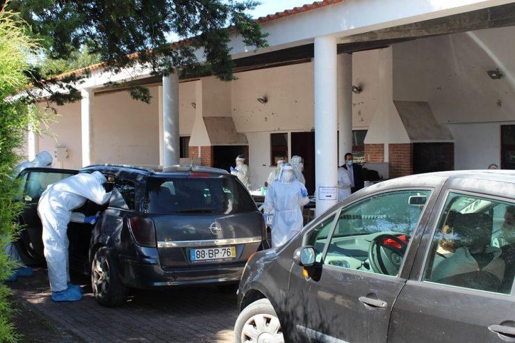 Vila de Rei: Funcionários dos Lares de Idosos testados à Covid-19