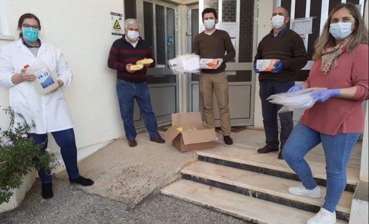 UFAP colabora com a AMBESA no combate ao CORONOVIRUS