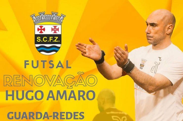 SCFZ Futsal arruma a casa
