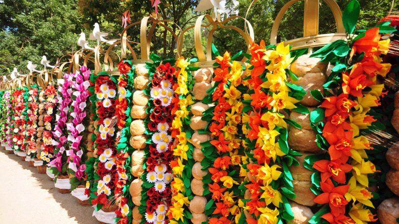 Esclarecimento sobre a Festa dos Tabuleiros e as 7 Maravilhas da Cultura Popular