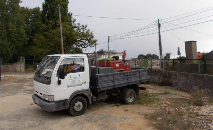 Junta de Freguesia de Nossa Senhora do Pranto coloca em funcionamento o Kit para proteção de incêndios