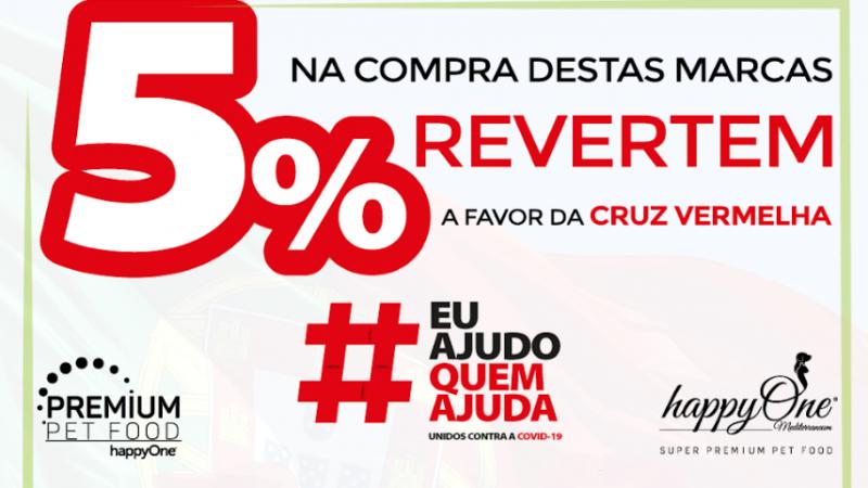 happyOne Mediterraneum e happyone Premium angariam mais de 6.500 mil euros para a Cruz Vermelha Portuguesa
