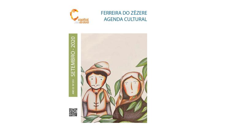 Agenda Cultural de Ferreira do Zêzere – Setembro de 2020