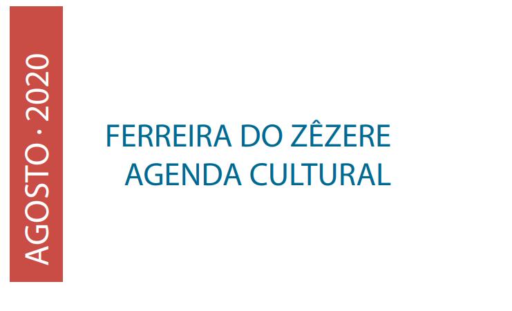 Agenda Cultural de Agosto de 2020