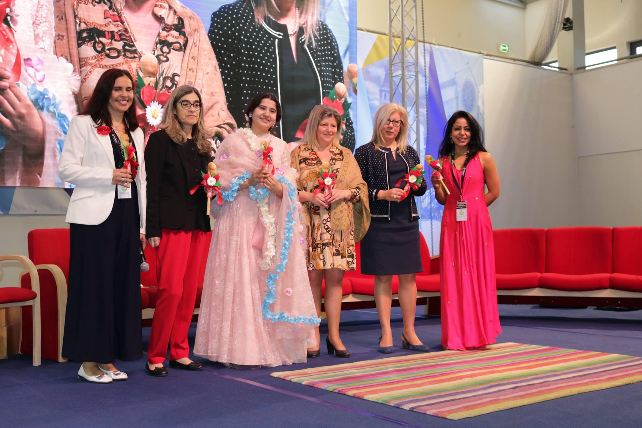 Conferência Internacional Women Economic Forum em Tomar
