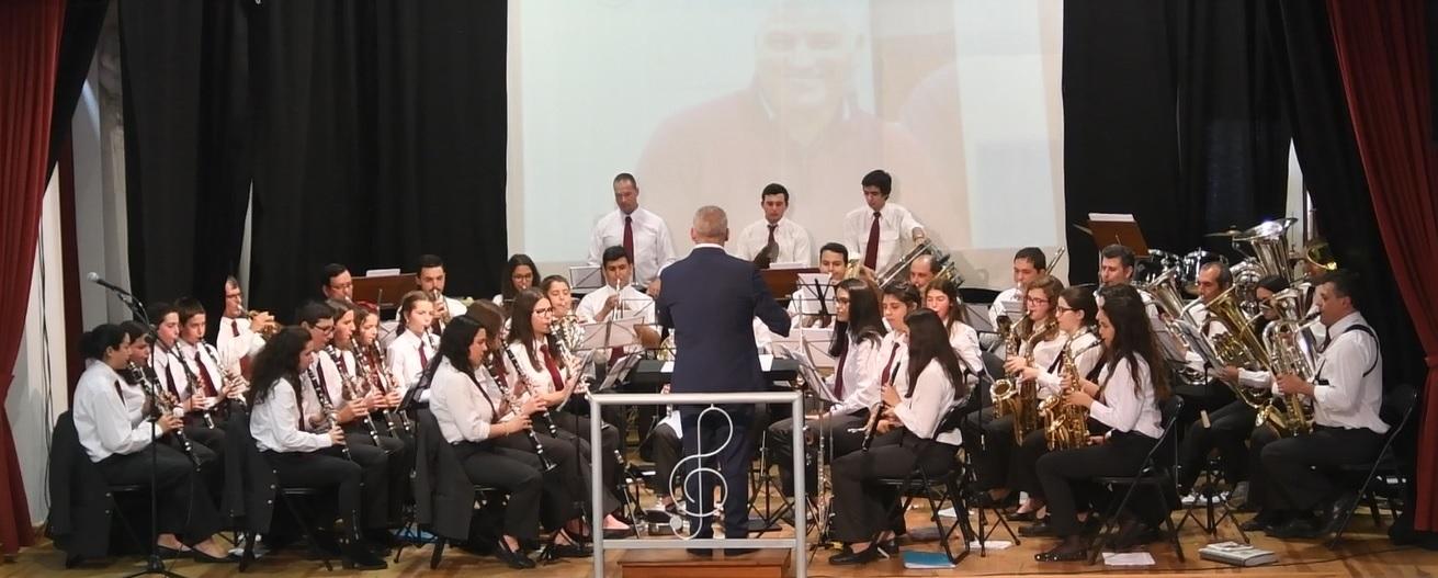 Filarmónica Frazoeirense vai ao Palácio de Belém tocar o Hino Nacional