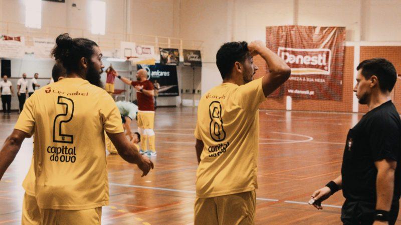 Sport Club Ferreira do Zêzere segue em frente na Taça