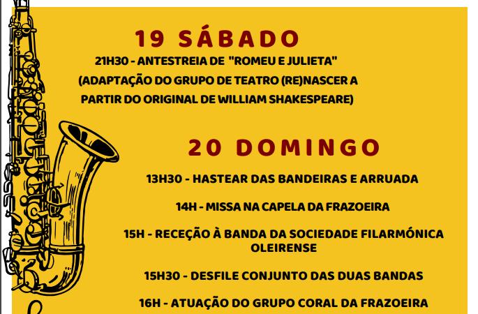 Filarmónica Frazoeirense prepara comemorações dos 178 Anos
