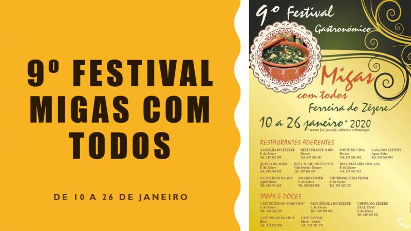 Festival Gastronómico – Migas com Todos