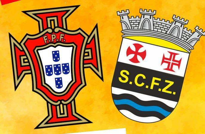 FUTSAL – SCFZ defrontou a Seleção Nacional