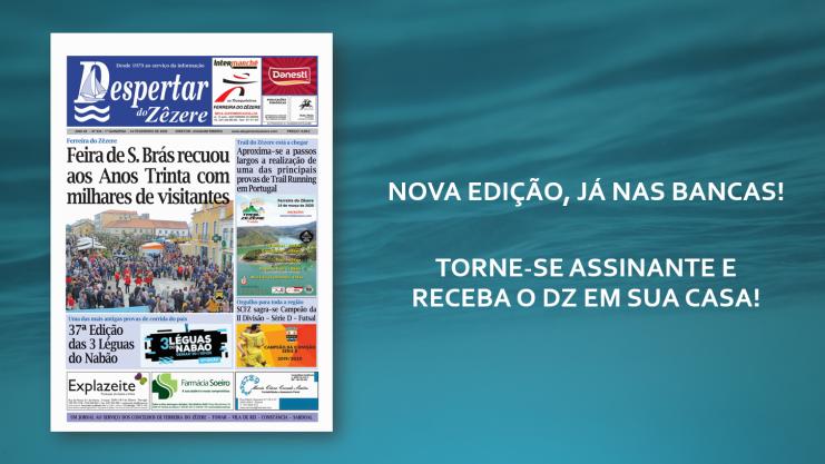 NOVA EDIÇÃO, HOJE NAS BANCAS!