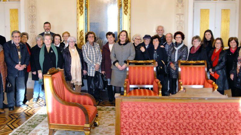Alunos da Universidade Sénior de Ferreira do Zêzere visitaram a Procuradoria-Geral da República