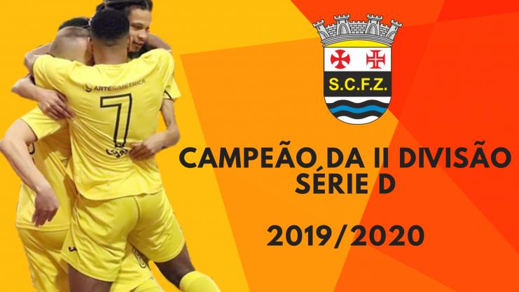 SCFZ sagra-se Campeão da II Divisão – Série D – Futsal