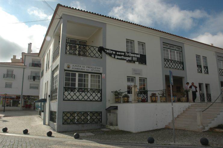Sede da Junta de Freguesia de Ferreira do Zêzere encerrada de forma preventiva