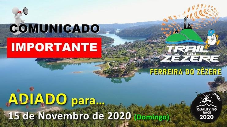 Trail do Zêzere 2020 ADIADO