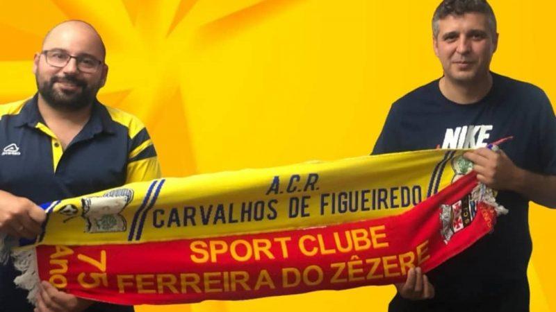 Sport Club Ferreira do Zêzere assina Protocolo de Acompanhamento com a ACR de Carvalhos de Figueiredo