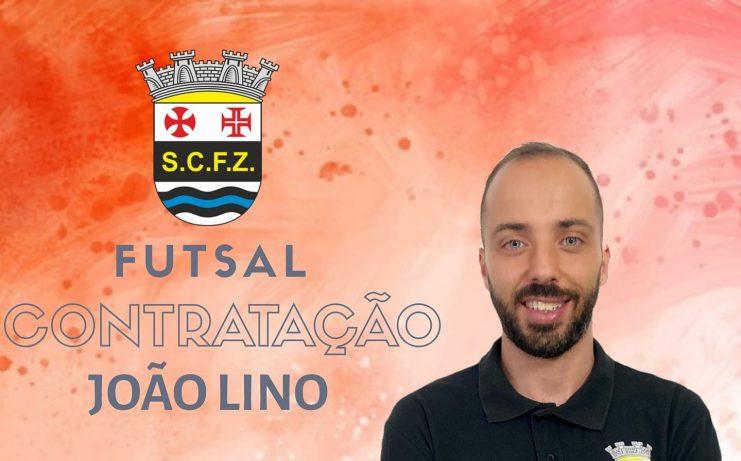 Treinador de Guarda-redes João Lino ingressa no SCFZ Futsal