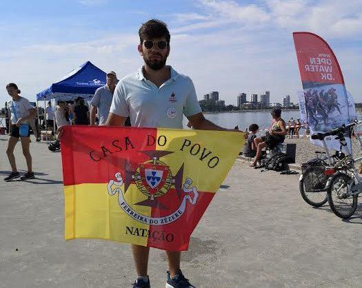 Cristiano Santos (CPFZ) vence prova na Dinamarca