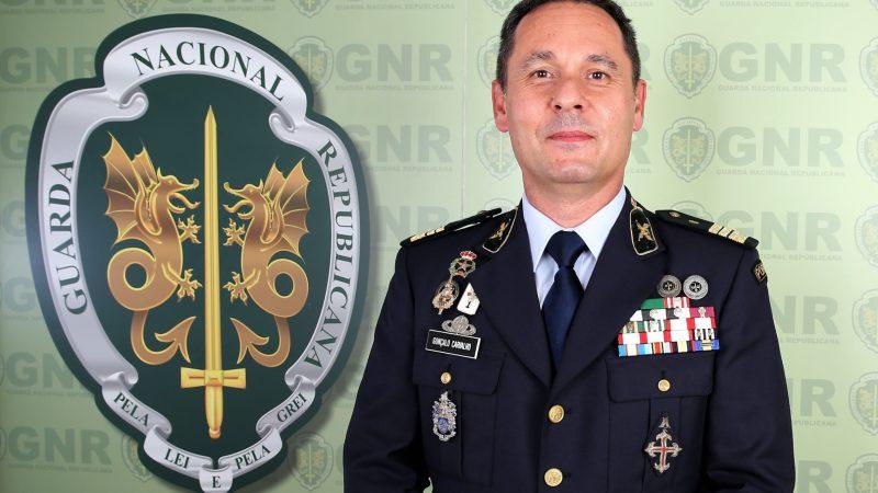 Tomada de Posse do novo Comandante do Comando Territorial de Santarém