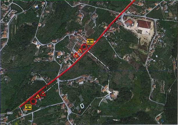 Ferreira do Zêzere – Condicionamento da Estrada no Chão da Serra
