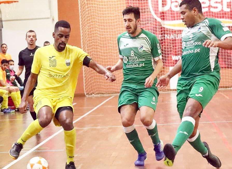 Surto de COVID na secção de Futsal do SCFZ força paragem