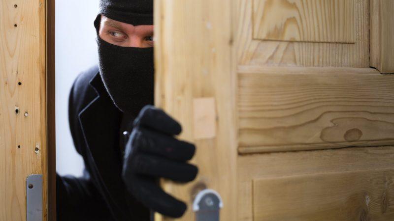 Tomar – Detido em flagrante delito por furto em residência