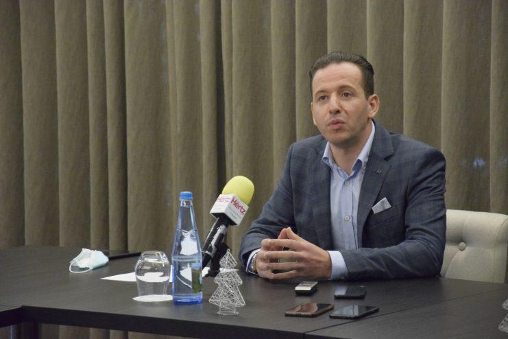 Apresentação da Candidatura de Bruno Gomes a Presidente de Câmara